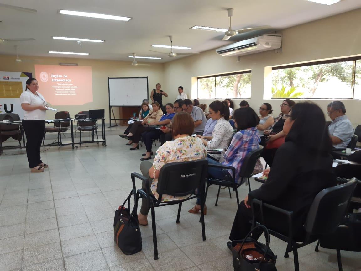 DGEU-UNA desarrolla jornada de planificación estratégica 2020